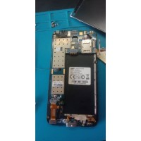 Samsung galaxy s5 tinggal naik Lcd Hp NORMAL