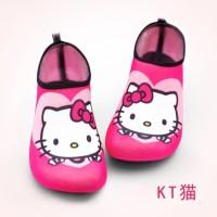 Sepatu Pantai Anak / Aqua Shoes / Diving / Snorkling SOL KARET PREMIUM