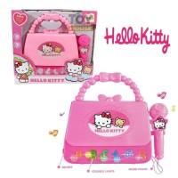 Mainan Anak Perempuan Microphone Music Bag Frozen / LOL / HELLO KITTY