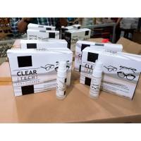Cairan Pembersih Kacamata spray Lens Cleaner Clear Tech Anti fog