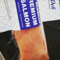 Alaska Wild Salmon
