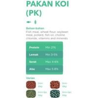 CP Petfood Pakan Koi Fish Food 5mm - 10kg .