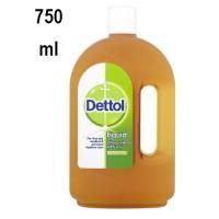 Dettol Anti Bakteri Antiseptik Cair 750 ml