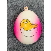 Squishy ori, Squishy mainan Gudetama egg