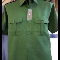 Baju Seragam PEMDA Coklat, Setelan Pemda, PNS Pemda, Kemeja dan Celana