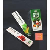 PROMO PAKET 1 / EXTRA FOOD HPAI / PASTA GIGI ANAK / PASTA GIGI DEWASA