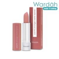 Wardah Colorfit Ultralight Matte Lipstick 04