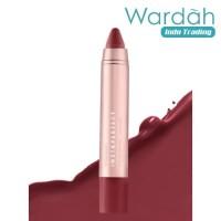 Wardah Instaperfect MATTECENTRIC Lip Crayon 01.