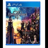 Kaset Ps4 Kingdom Hearts III Heart 3 Region 3 Asia GM 232