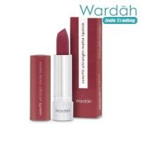Wardah Colorfit Ultralight Matte Lipstick 08