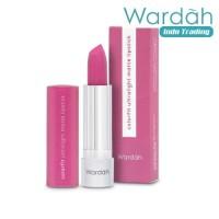 Wardah Colorfit Ultralight Matte Lipstick 06