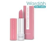 Wardah Colorfit Ultralight Matte Lipstick 01