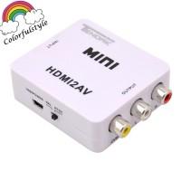 Adaptor Konverter HDMI - AV RCA
