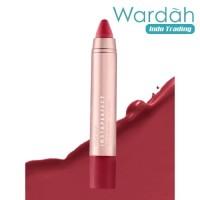Wardah Instaperfect MATTECENTRIC Lip Crayon 02.