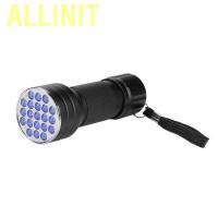 Lampu Senter LED Sinar UV Multifungsi 21LED 395-410nm