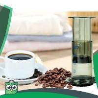 Murah AEROPRESS Set Portable French Press Coffee Maker - T35066