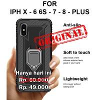 Case iPhone X - 6 6s - 7 - 8 - Plus casing hp cover iring TRANSFORMER - iPh X