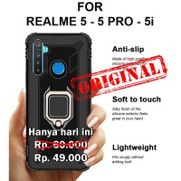Transformer case Realme 5 - 5 Pro - 5i softcase casing hp cover iring - Realme 5 Pro