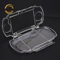 Bo ☛ Hard Case Pelindung Bening untuk Sony PSP 2000 3000