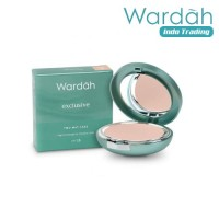 [NEW] Wardah Exclusive Two Way Cake 01 Sheer