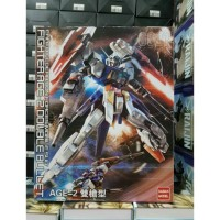 New !! MG Gundam Fighter Age 2 Double Bullet Earth Federation Force Mo
