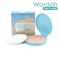 Wardah Refill Lightening BB Cake Powder 02