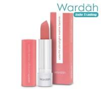 Wardah Colorfit Ultralight Matte Lipstick 02