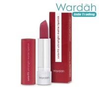 Wardah Colorfit Ultralight Matte Lipstick 07