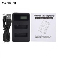 Fits for Xiaomi Yi AZ16-1 Camera Battery Charger For Charging