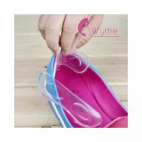 Silikon Kaki Insole wythe Bahan -1 untuk Sepatu Pasang Gel Tebal