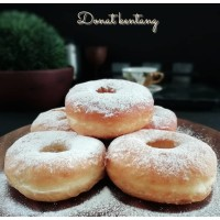 HOMEMADE DONAT KENTANG (8 pcs)