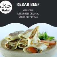 HOMEMADE KEBAB BEEF MINI ORIGINAL / PEDAS / KEJU (10 pcs)