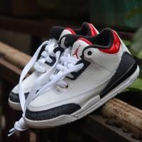 Sepatu Anak Original Nike Jordan Retro 3