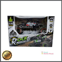 Mainan Remote Control Monster Truck 4x4 - RC Offroad ( M75M999205 )