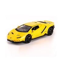 Miniauto Lamborghini Centenario Diecast 1:32 [MO 2513-KUNING]