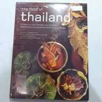 buku import hardcover the Food of Thailand