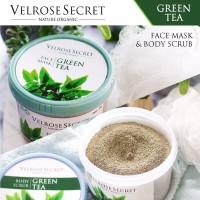 Lulur Wajah Green Tea - Velrose Secret