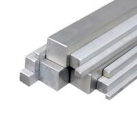 as segi empat / shaft segi 4 diameter 20mm stainless 304 / stenlis