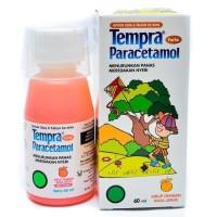 TEMPRA FORTE SYRUP 60 ML