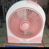 kipas panasonic box fan desk fan er 303