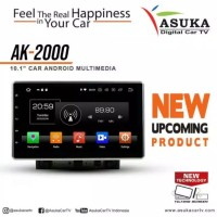 Head unit asuka ak2000 - double din android asuka ak-2000 - asuka 2000