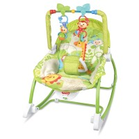 Rainforest Infant to Toddler Rocker Chair / Bouncer
