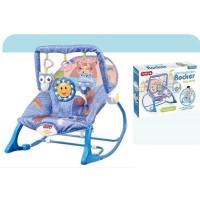Infant to Toddler Rocker Chair   Kursi Bayi BIRU