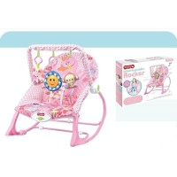 Infant to Toddler Rocker Chair / Bouncer PINK Colour