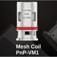 Coil PnP VM1 0.3 oHm DRAG Baby FIND Trio Vinci R Vinci X BY VooPoo THS