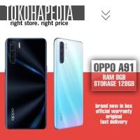 NEW OPPO A91 8GB / 128GB GARANSI RESMI OPPO INDONESIA