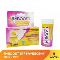 Imboost Effervescent Plus Vit C 500 mg per Tube
