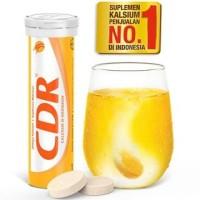 CDR per Tube isi 10 Kalsium+ Vit C