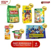 Paket #diRumahAja by Nyam Nyam X NutriSari
