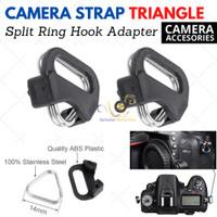 Ring Triangle Adapter Strap Kamera Universal (adapter strap kamera)